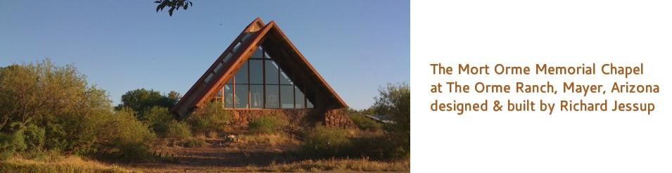 Morton Vrang Memorial Chapel at the Orme Ranch